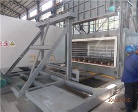 铲车箱式cuihuo炉