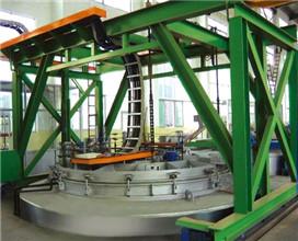 大型jing式shen碳炉