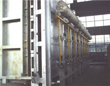 上海taiche式燃气炉施工现场